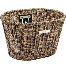 Electra ELECTRA, WOVEN PLASTIC BASKET,