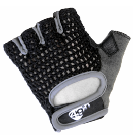 49N 49N PELOTON MEN'S FINGERLESS CROCHET Bike GLOVES