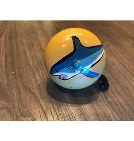 SHARK HAND PAINTED BELL (60MM)
