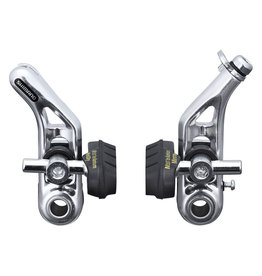 Shimano SHIMANO CANTILEVER BRAKE, ALTUS C90 BR-CT91 FRONT M-SIZE 13.5MM FIXING BOLTS W/ Z-TYPE A/73 LINK WIRE IND.PACK