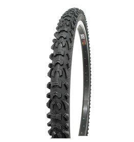 VEE RUBBER SMOKE Bike TIRE 24''x2.00 WIRE CLINCHER BLACK