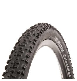 Schwalbe SCHWALBE RAPID ROB Bike TIRE 27.5x2.25 WIRE CLINCHER SBC K-GUARD 50TPI BLACK