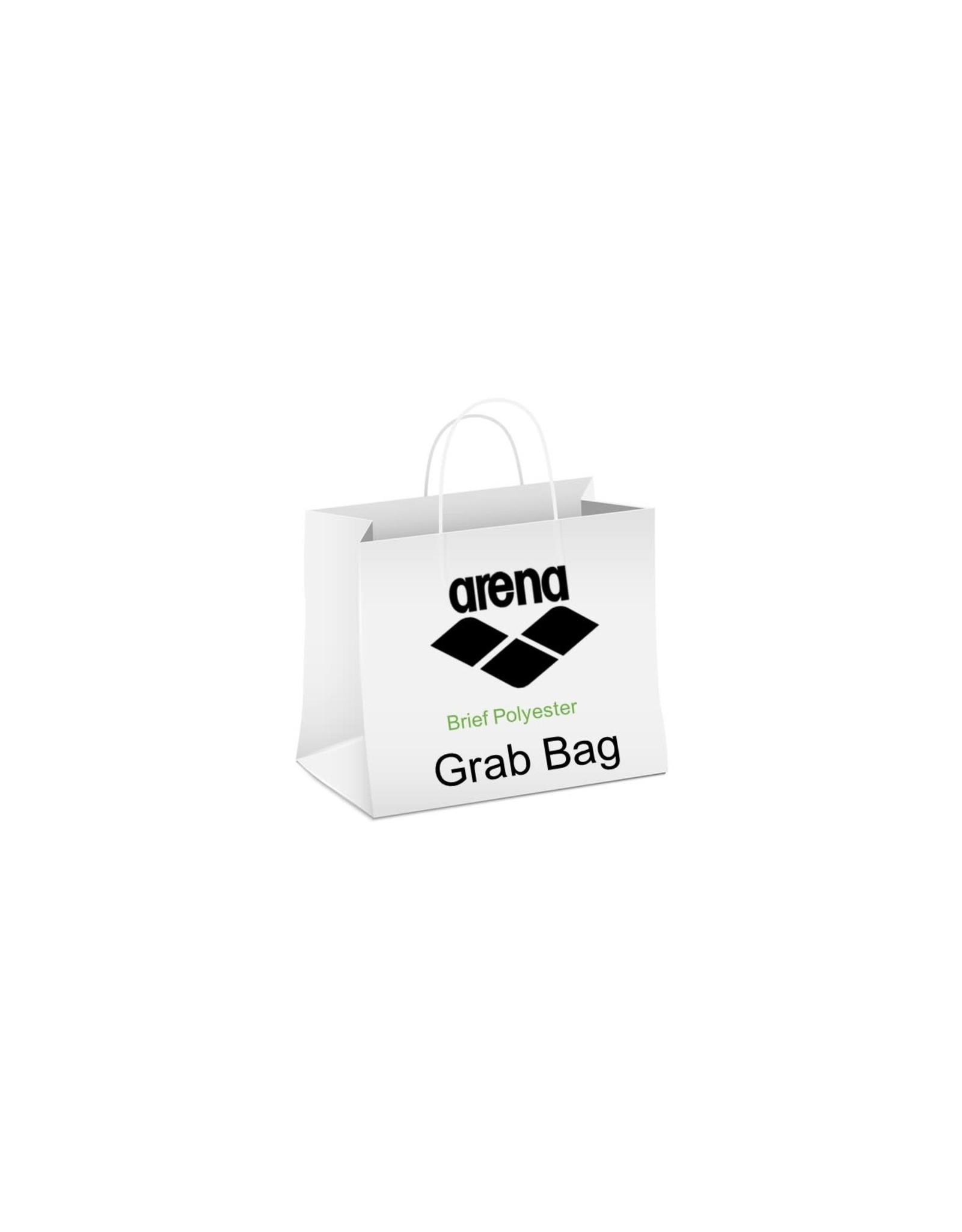 ARENA ARENA POLYESTER GRAB BAG BRIEF