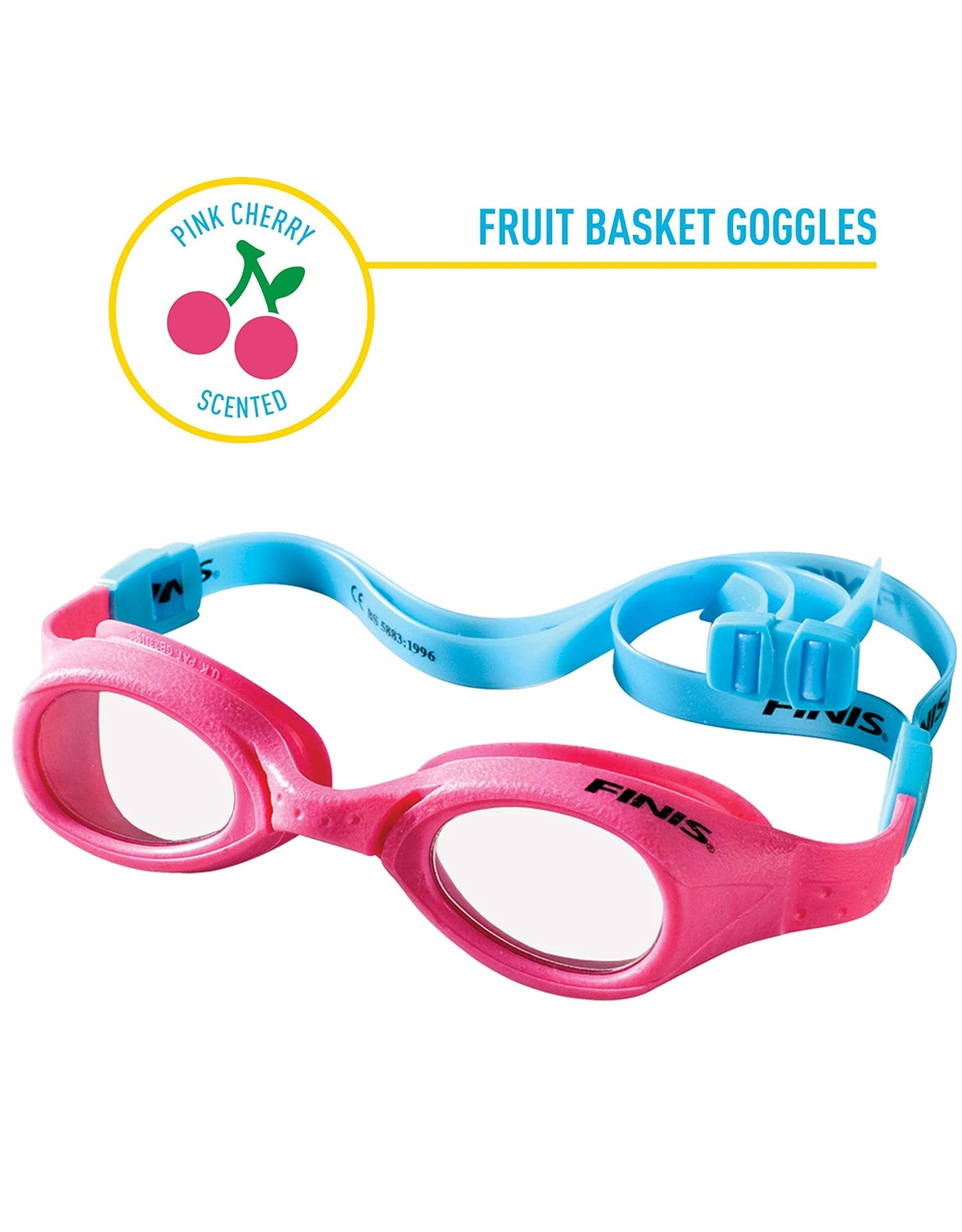 FINIS FINIS FRUIT BASKET SCENTED GOGGLE