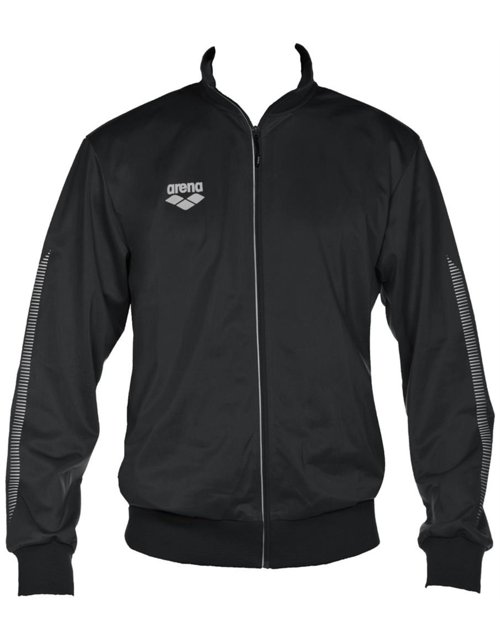 ARENA ARENA TL KNITTED POLY JACKET + CCAT LOGO & NAME