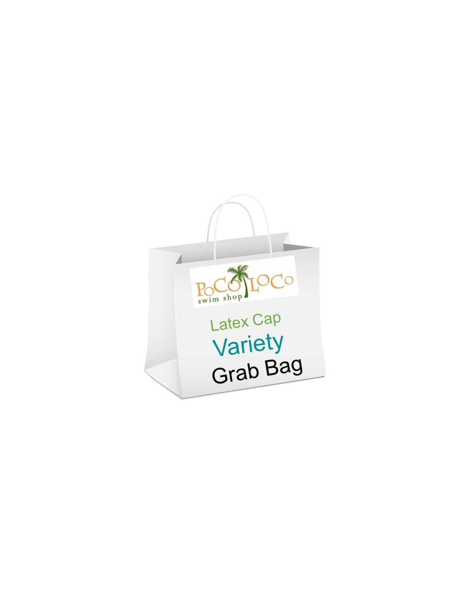 GRAB BAG LATEX CAP