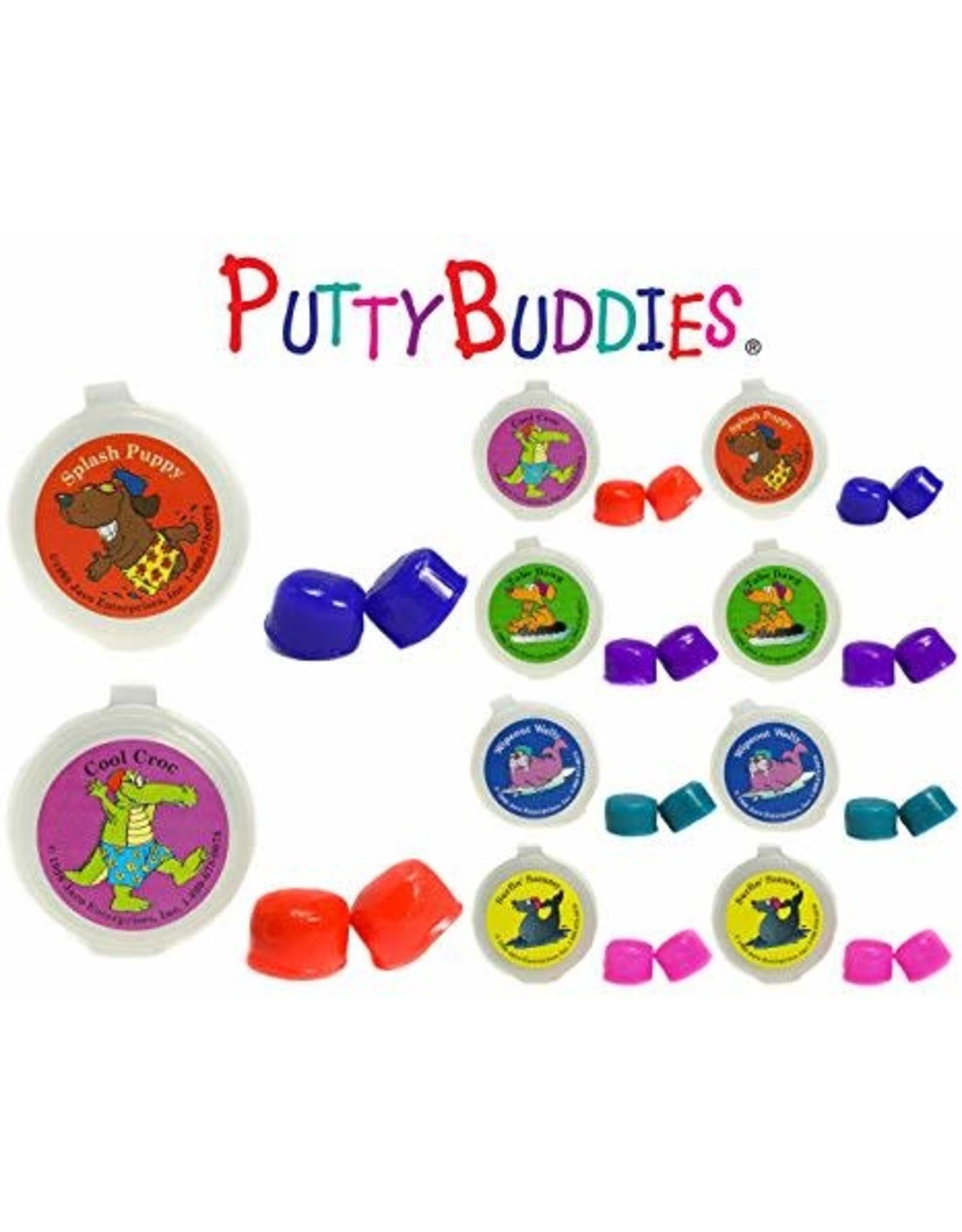 PUTTY-BUDDY EAR PLUGS
