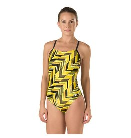 SPEEDO SPEEDO ANGLES FREE BACK ENDURANCE + SUIT