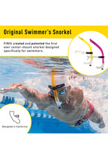 FINIS FINIS SWIMMER'S CENTER MOUNT SNORKEL