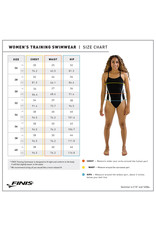 FINIS FINIS ROTTO OPENBACK SUIT