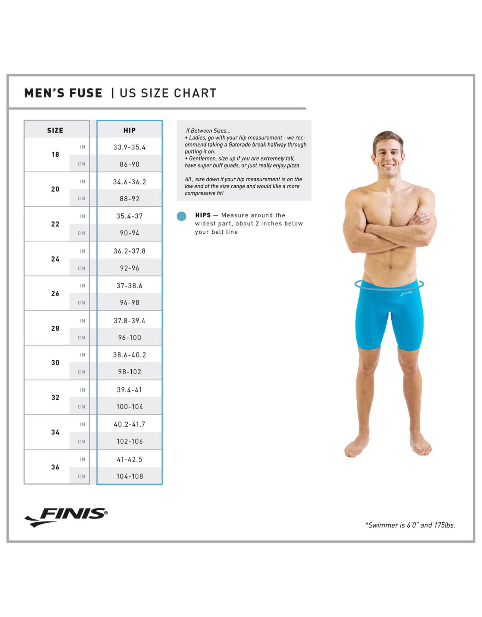 FINIS FINIS FUSE JAMMER