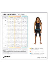 FINIS FINIS RIVAL 2.0 CLOSED BACK