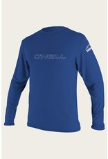 O'NEILL O'NEILL BASIC SKINS MALE LONG SLEEVE RASHGUARD