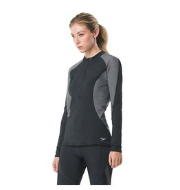 SPEEDO SPEEDO PRECISION PLEAT ZIP JACKET