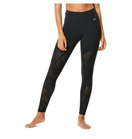SPEEDO SPEEDO PRECISION PLEAT HIGH WAIST LEGGING