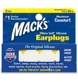 MACK'S PILLOW SOFT EAR PLUGS 2 PAIR