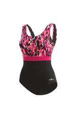 DOLFIN DOLFIN MODERATE SCOOP BACK PRINTS