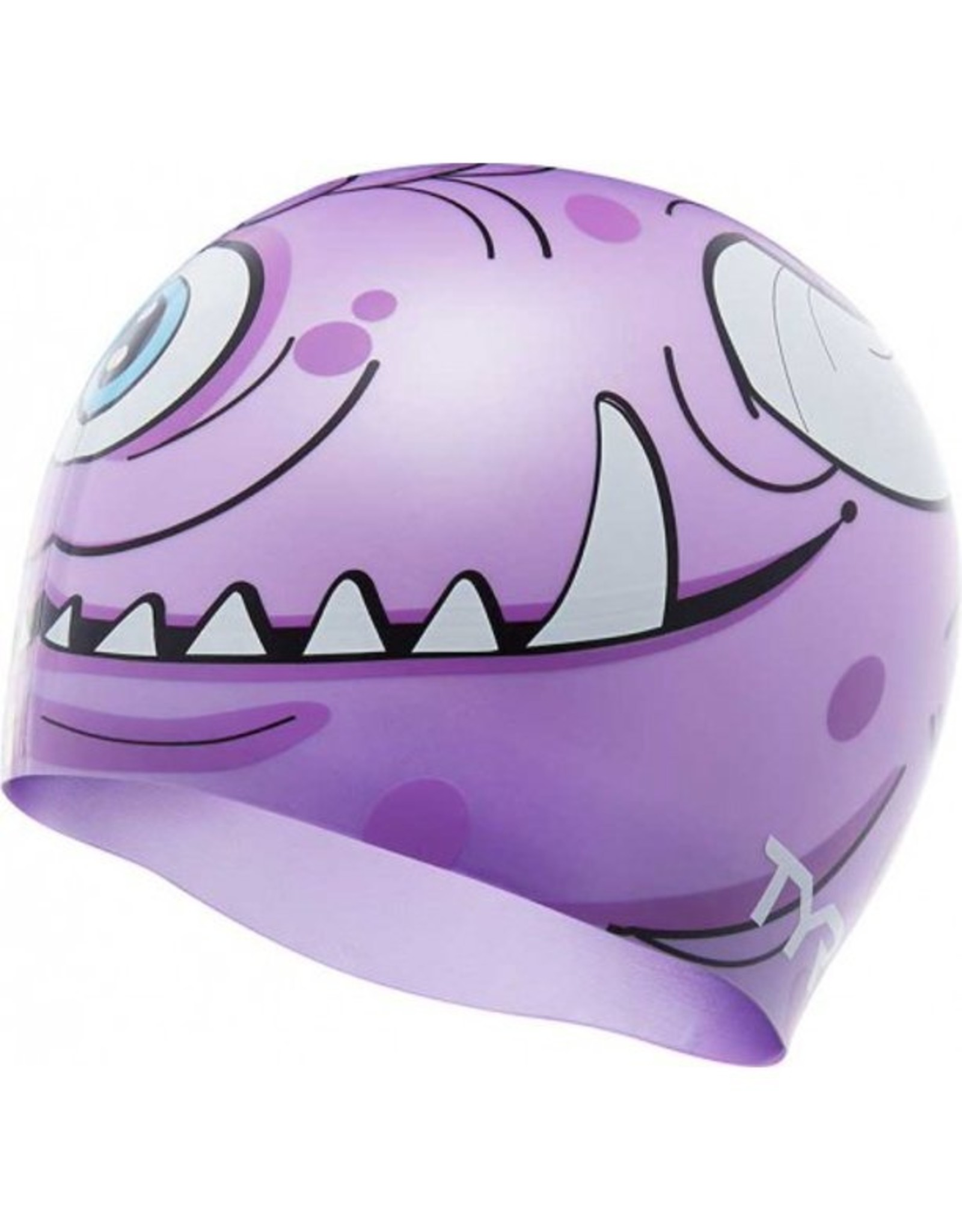 TYR TYR MONSTER PURPLE SILICONE CAP