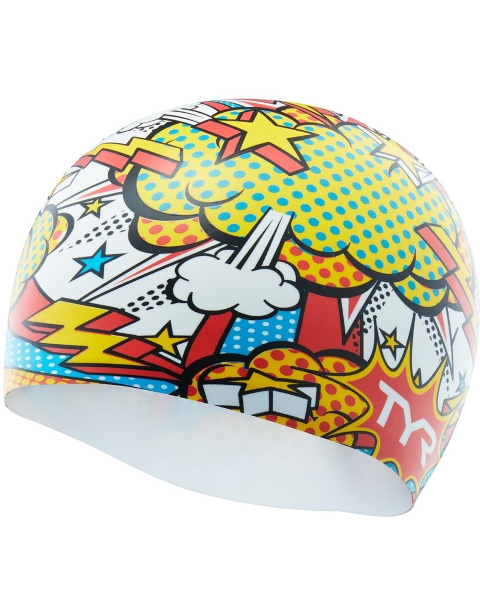 TYR TYR SILICONE GRAPHIC CAP