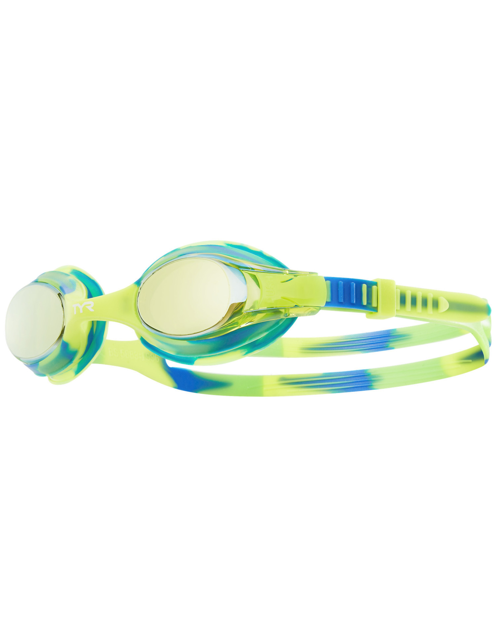TYR TYR SWIMPLE TIE DYE METALIZED
