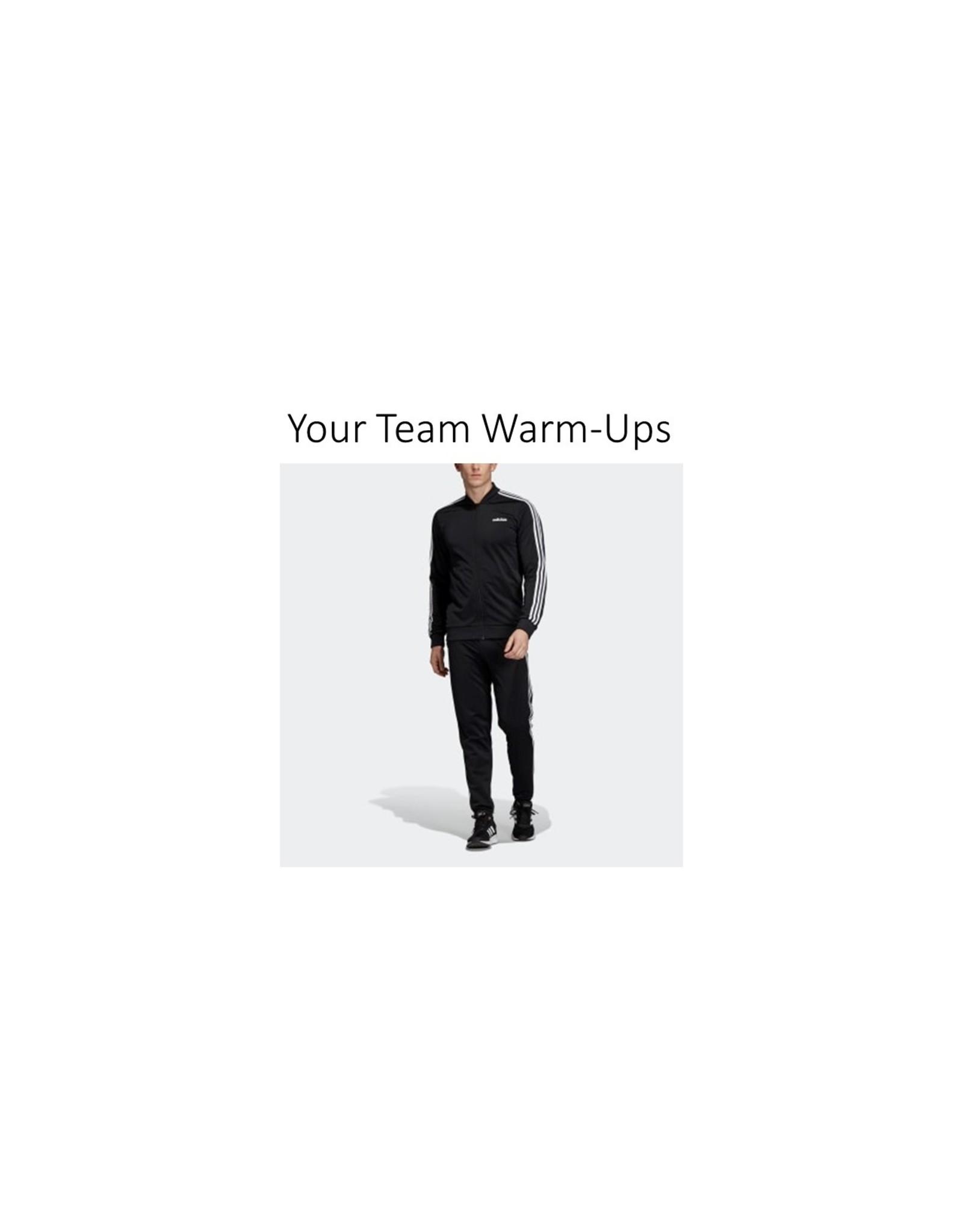 SAMPLE TEAM WARM-UPS