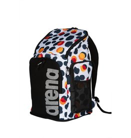 ARENA ARENA TEAM BACKPACK ALLOVER PRINT 45L
