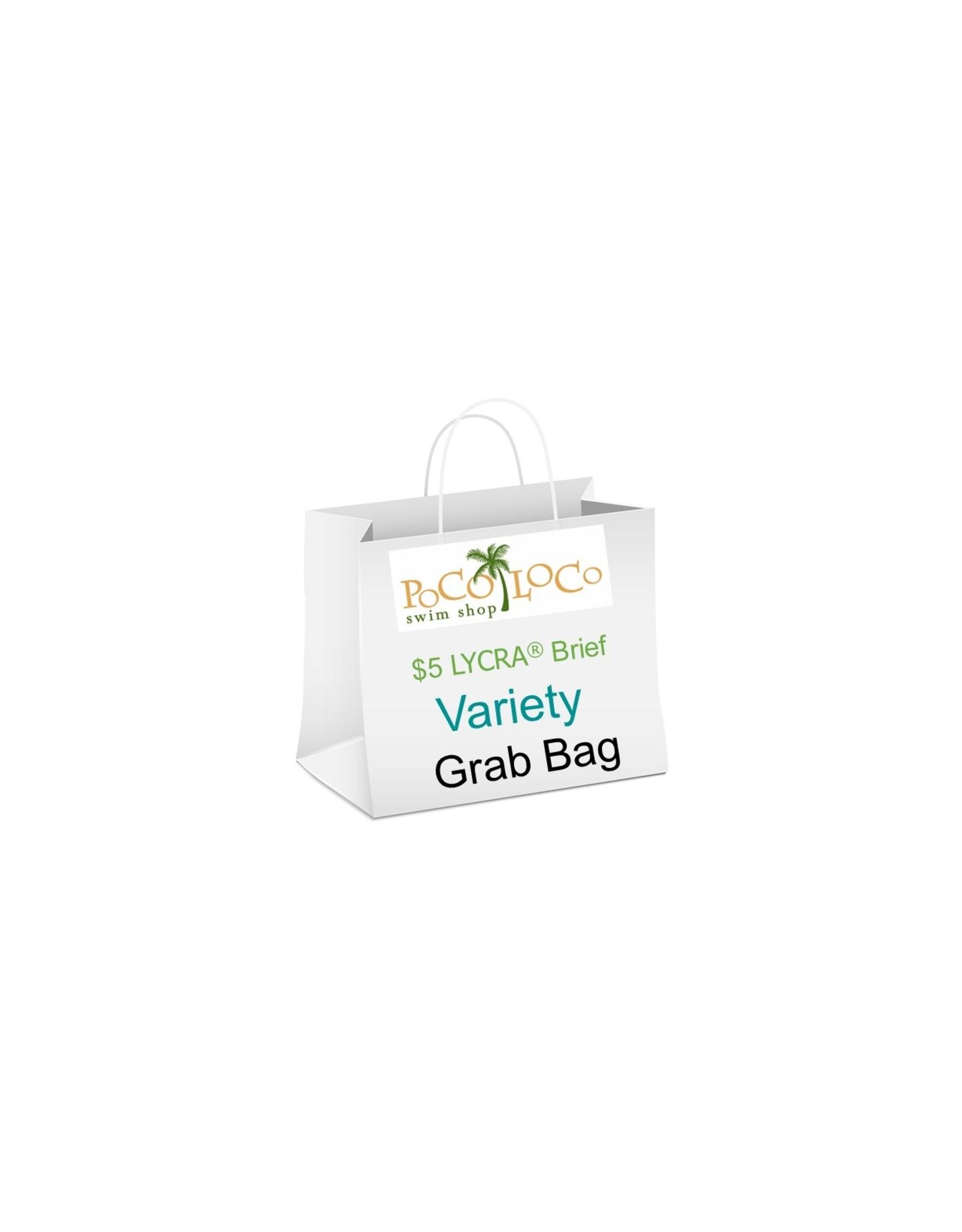 LYCRA® VARIETY GRAB BAG BRIEF