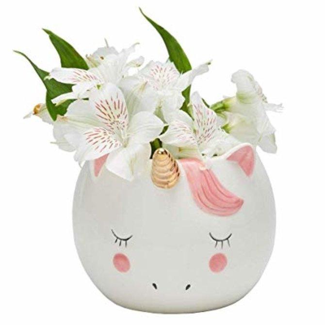 La Licornerie Tasse-bol ou pot à plantes
