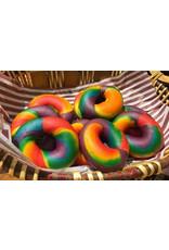 La Licornerie Rainbow bagels
