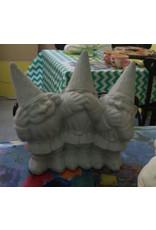 Céramique trio nains
