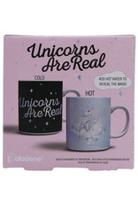 Tasse thermosensible Unicorns Are Real