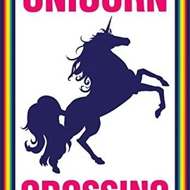 La Licornerie Aimant Unicorn Crossing