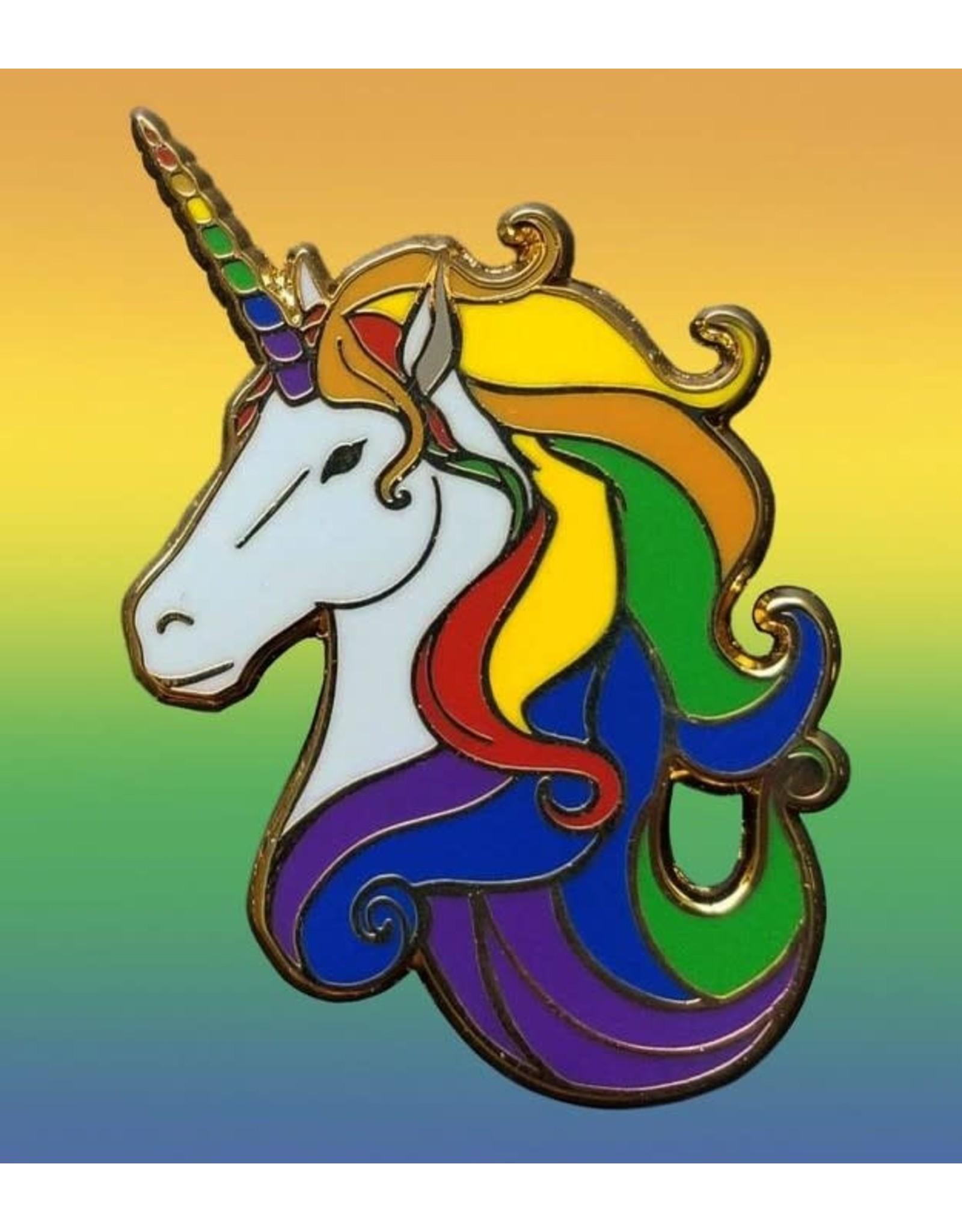 La Licornerie Pride Metal Pin