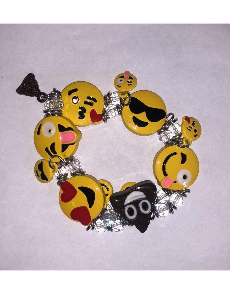 Top Trenz Bracelet émoticônes