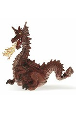 La Licornerie Figurine Dragon rouge
