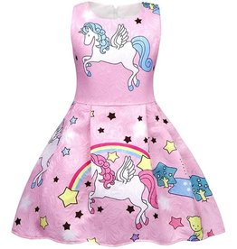 La Licornerie Stars and Unicorns Summer Dress