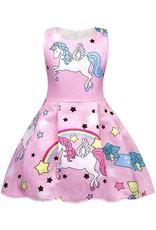 La Licornerie Stars and Unicorns Summer Dress