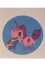 La Licornerie Sick Unicorn Sticker