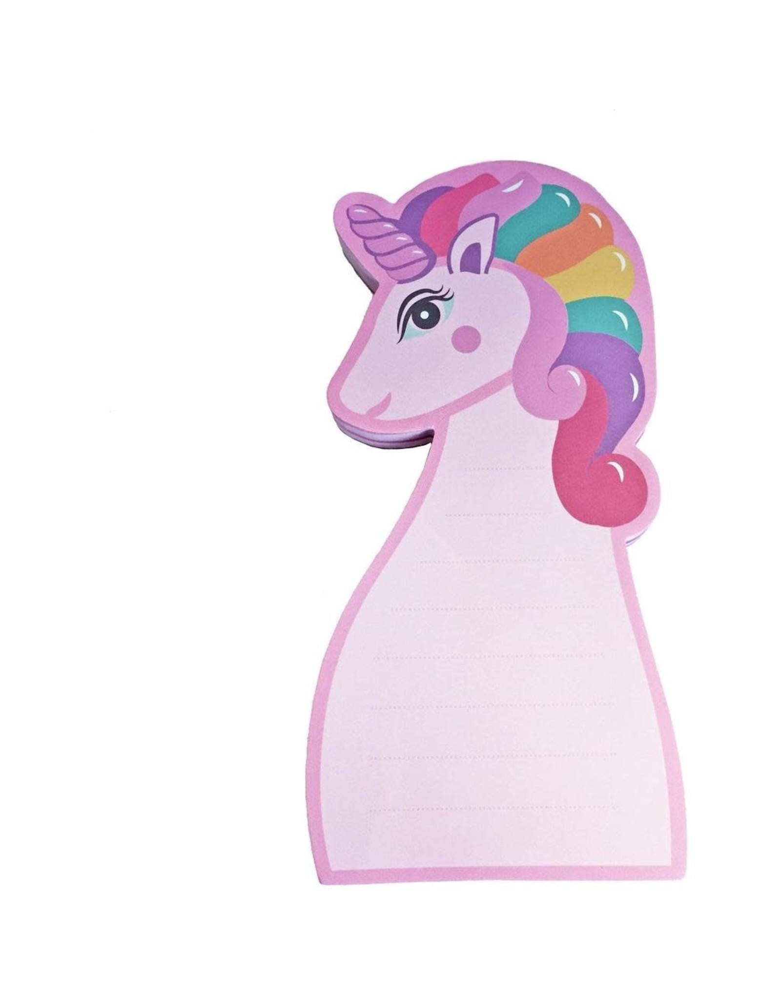 La Licornerie Unicorn Notepad