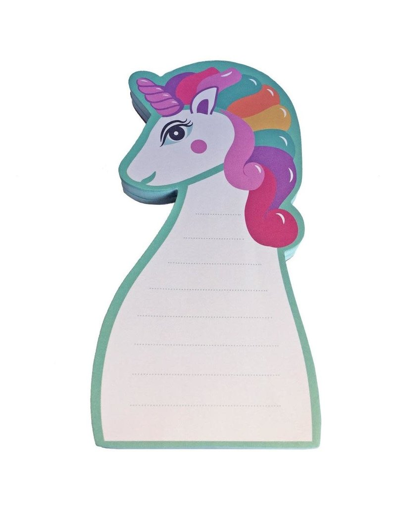 Bloc-notes licorne