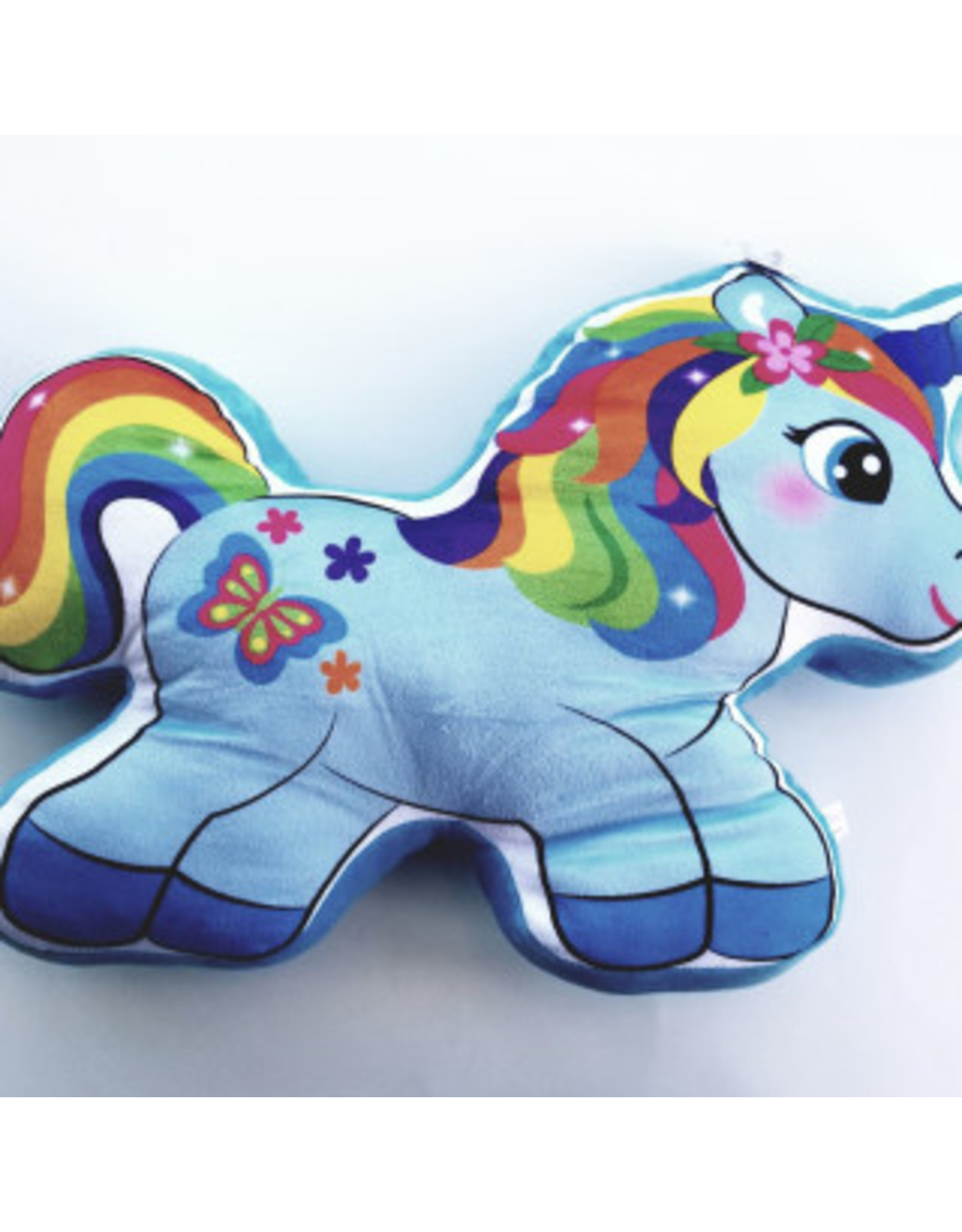 La Licornerie Unicorn Shaped Cushion