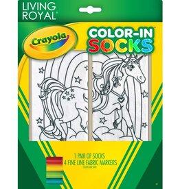 La Licornerie Bas à colorier Terre des Licornes