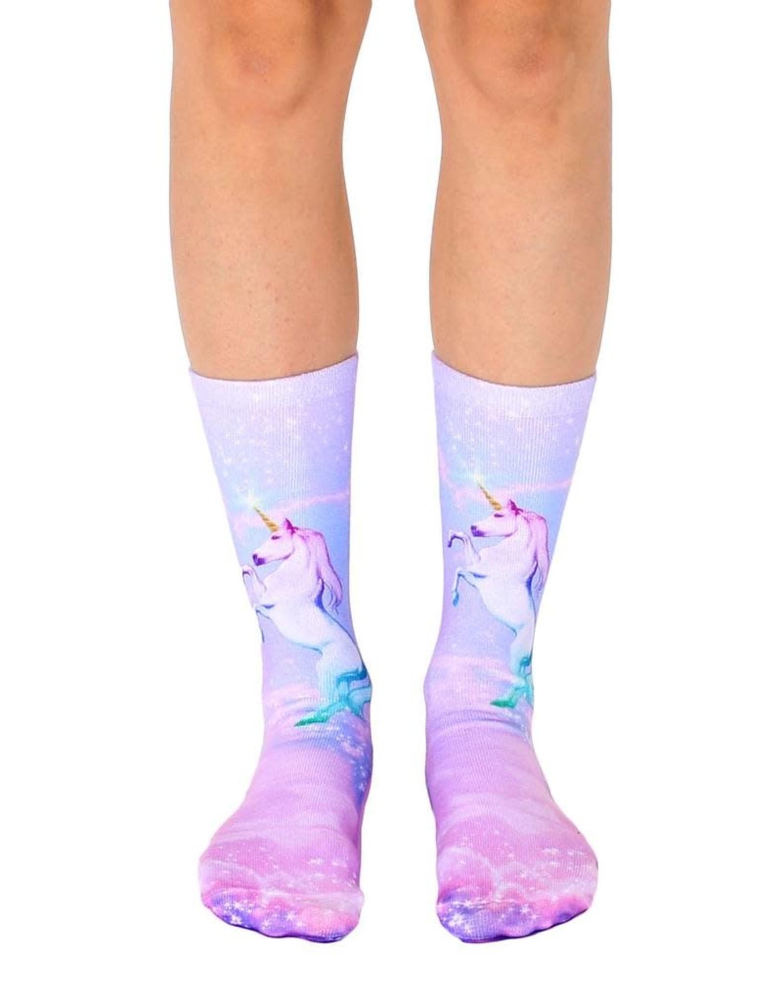La Licornerie Calf High Unicorn Universe Socks