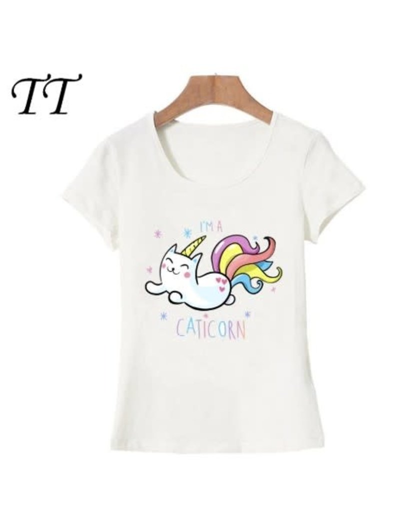 T-shirt Caticorn