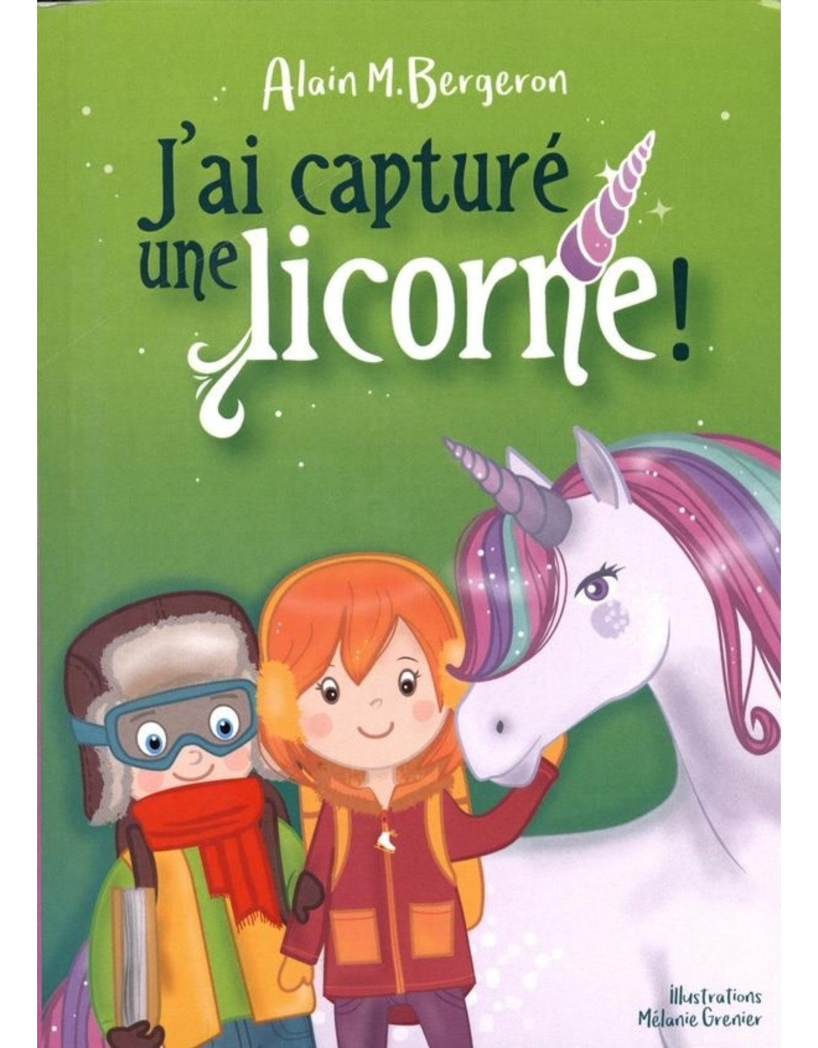 La Licornerie ♥♥ J'ai capturé une licorne Book