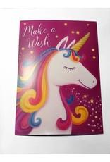 La Licornerie Carte de fête Make a Wish
