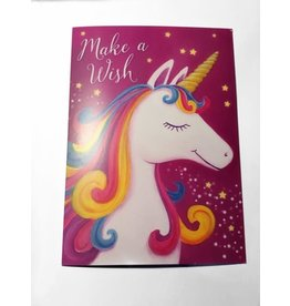 La Licornerie Make a Wish Birthday Card