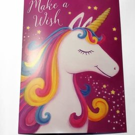 La Licornerie Carte de fête Make a Wish
