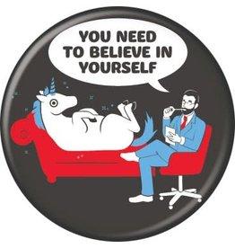 Macaron Snorgtees - Crois en toi-même