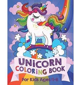 Livre à colorier pour enfants 4-8ans